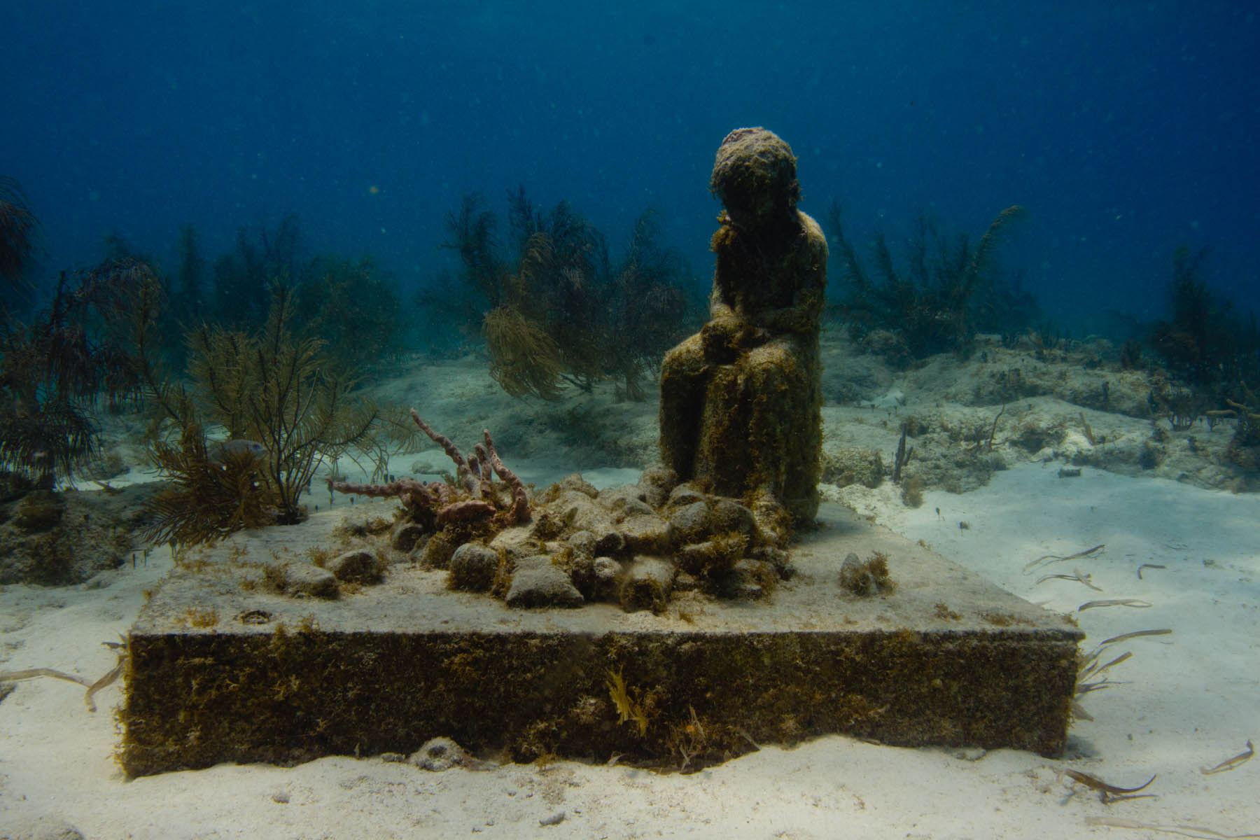 Inheritance-Underwater-Sculpture-Jason-DeCaires-Taylor